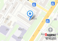 Компания «Кафе 88» на карте
