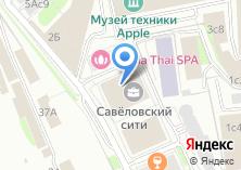 Компания «Строящееся административное здание по ул. Складочная» на карте