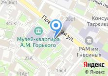 Компания «Всероссийский НИИ МВД РФ» на карте