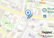 Компания «Государственный клуб» на карте