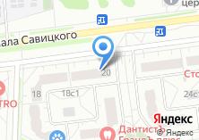 Компания «ShopMagnit» на карте