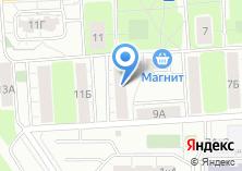Компания «Хейдзё-син Марфино» на карте