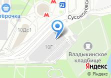 Компания «Doroga-plus» на карте