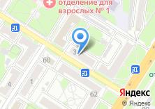 Компания «Бест РМ» на карте