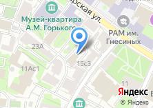 Компания «БИОСФЕРА» на карте