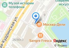 Компания «АКБ ИНКАРОБАНК» на карте