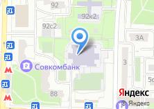 Компания «Средняя общеобразовательная школа №758» на карте