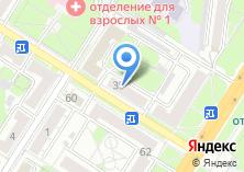 Компания «Стоматологическая клиника Шумаковой» на карте