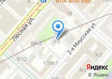 Компания «Общество охотников и рыболовов Центрального административного округа г. Москвы» на карте