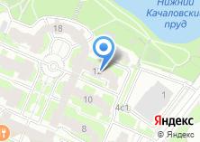 Компания «Металик» на карте