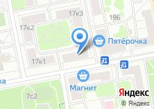 Компания «Детская библиотека №201» на карте