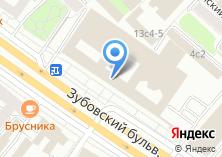 Компания «СТРАХОВАНИЕ ПЕРСОНАЛА» на карте