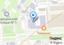 Компания «Теплосервис-ОВК» на карте