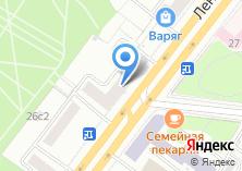 Компания «Салон люстр и мебели» на карте