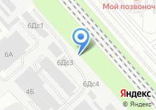 Компания «Шиномонтажная мастерская на Милашенкова» на карте