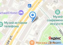 Компания «АЭРОЛАЙФ» на карте