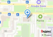 Компания «Трактир на Лескова» на карте