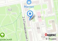 Компания «Руна» на карте
