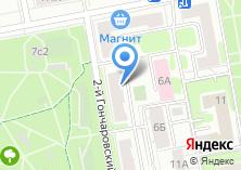 Компания «Аирмед» на карте