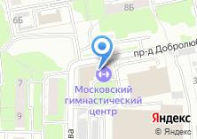 Компания «ЮНИ-СМЕК» на карте