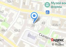 Компания «ImageGame» на карте