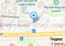 Компания «Фонд Валерия Гергиева» на карте