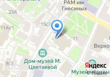 Компания «Посольство Литовской Республики в РФ» на карте