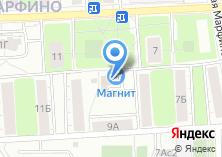 Компания «Участковый пункт полиции район Марфино» на карте