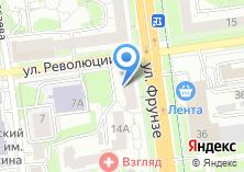 Компания «Отдел службы судебных приставов Советского района» на карте