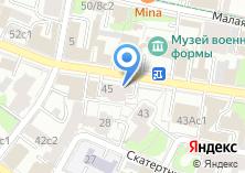 Компания «SportLab» на карте