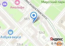 Компания «Офтальмологический центр Коновалова» на карте