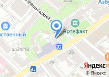 Компания «Дети улиц» на карте