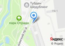 Компания «Er-motors» на карте