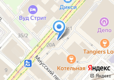 Компания «Автоконинвест» на карте