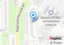 Компания «Отрадное-2» на карте