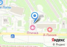 Компания «МЕК» на карте