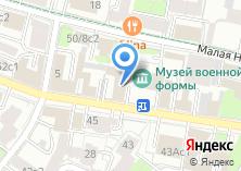 Компания «Российское общество по управлению правами исполнителей» на карте
