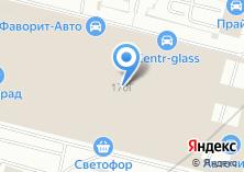 Компания «КОМПАНИЯ ШИНЫ ЕВРОПА» на карте