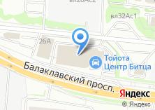 Компания «Бизнес Кар Рефиниш» на карте