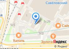 Компания «НИИ ОПБ» на карте