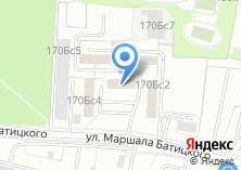 Компания «Сантехснаб» на карте