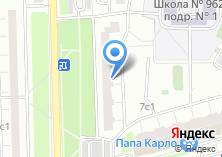 Компания «Ижевск» на карте
