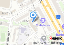 Компания «Тип-Топ» на карте
