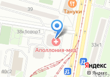 Компания «Пушистый гном» на карте