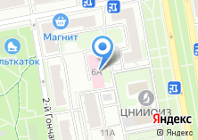 Компания «Женская консультация Городская поликлиника №111» на карте