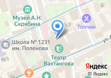 Компания «Ведущий Дмитрий Кузнецов» на карте