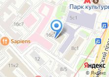 Компания «Travex» на карте
