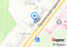 Компания «BML» на карте