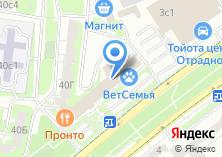Компания «Ивановская мануфактура» на карте