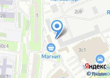 Компания «Аuto XXL» на карте